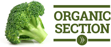 Visit our organic section